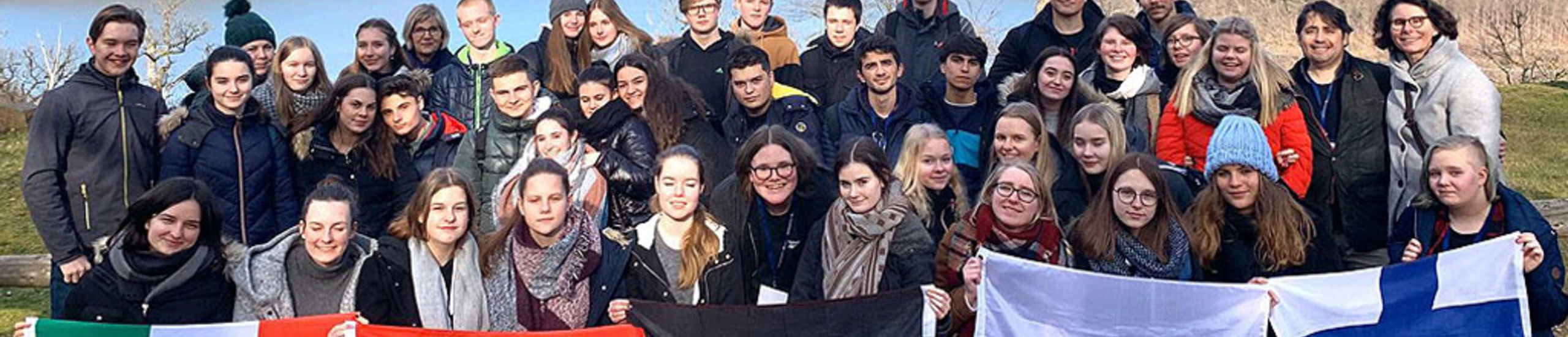 """youth4media"" – 1. ERASMUS+-Begegnung in Fritzlar!"